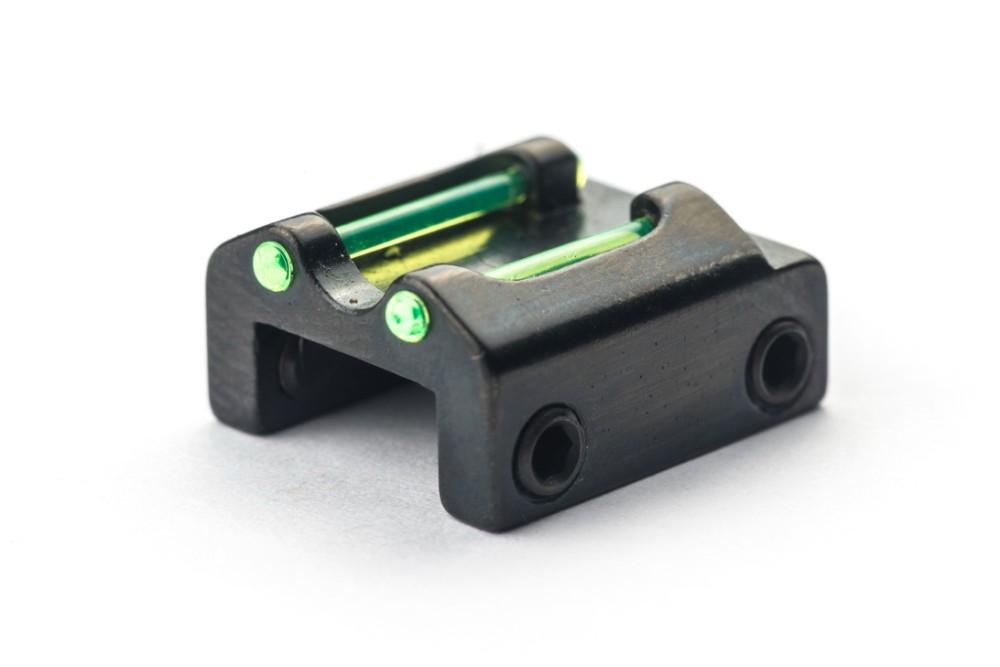 Stražnji ciljnik sa optičkim vlaknom za šinu 6-8 mm