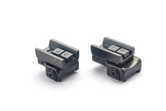 Nosač s etažom - prizma 19 (CZ 550) - VM/ZM Šina, vijak