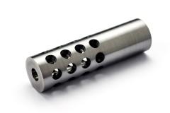 Plinska kočnica (u bijelom stanju) za Blaser, bez navoja, vanjski promjer=24 mm, L=70 mm