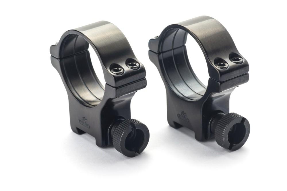 Prsteni - prizma 11 - 30 mm, matica
