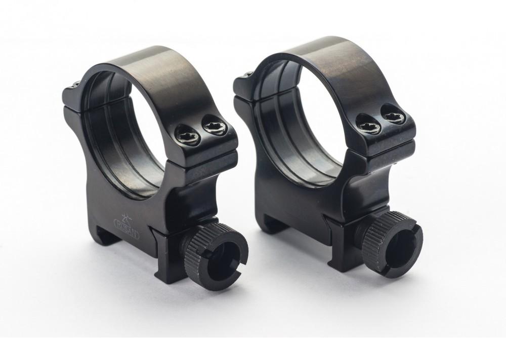 Weaver prsteni - 30 mm, matica