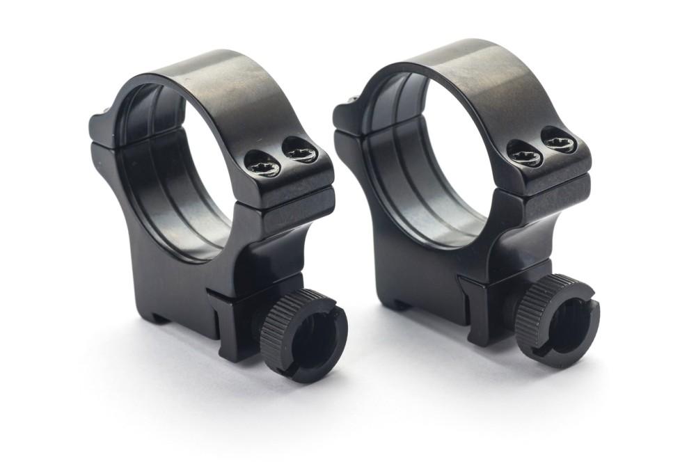 Prsteni - prizma 19 - 25.4 mm, matica