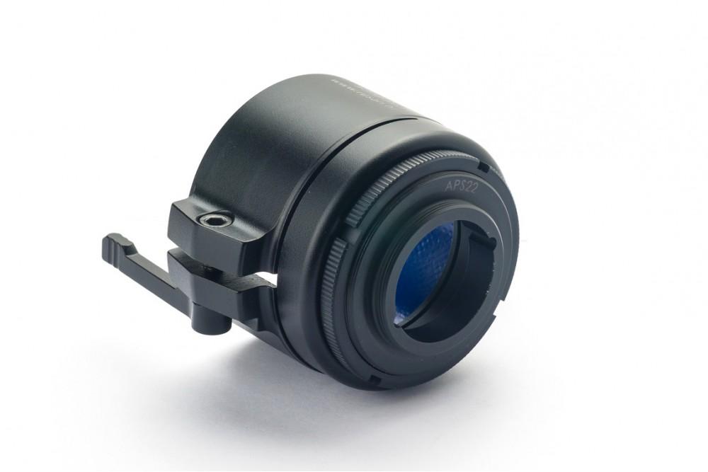 Adapter za ATN PS22, Armasight CO-MR/Mini, Lahoux LV-21 (brzoskidajući) - kompletni