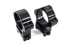 Weaver prsteni (jedan prsten ima pripremu za adapter) - 30 mm, vijak