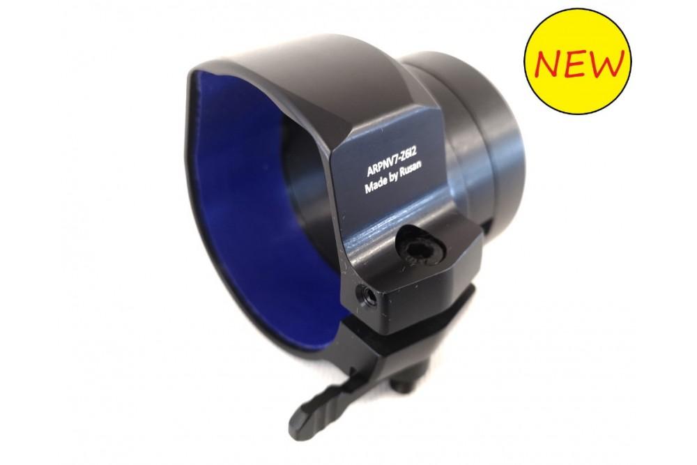 Rusan jednodijelni (direktni) adapter za Pard NV007S za optike sa osvjetljenom končanicom