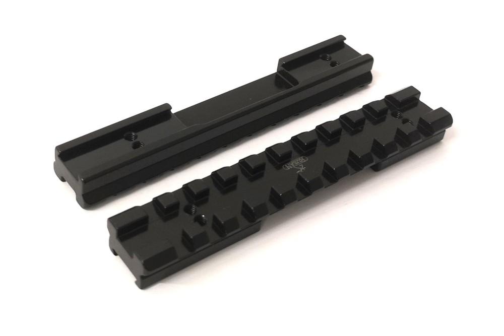 Picatinny šina - CZ 512 (prizma 11 mm L=145)